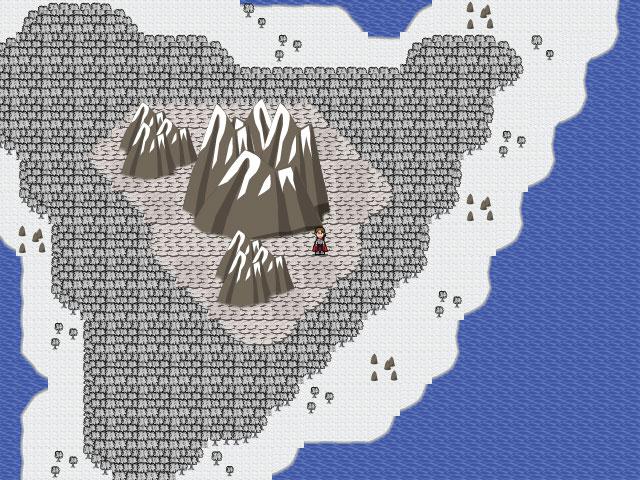 a winter island