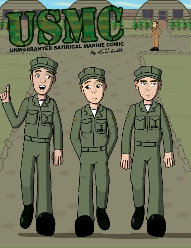 USMC: Unwarranted Satirical Military Comic